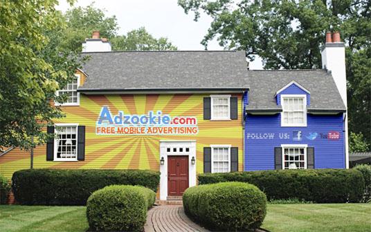 Váš dom ako reklamný billboard?